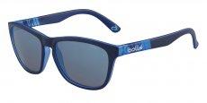 12197 Matt Blue/ Clear / GB10