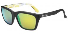 12050 Matt Black Bollé graphics / Polarized Brown Emerald oleo AR