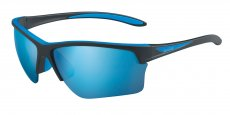 12211 Matt Black/Blue / Polarized Offshore Blue oleo AR