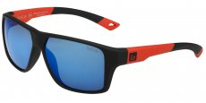 12459 BLACK RED / HD POLARIZED OFFSHORE BLUE