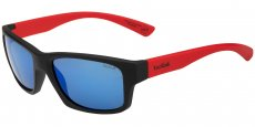 12466 MATTE BLACK RED / HD POLARIZED OFFSHORE BLUE