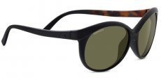 8185 Shiny Black Tortoise, Polarized 555nm