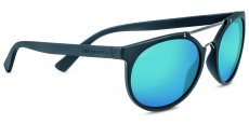 8354 Matte Dark Gray/Matte Dark Gunmetal / Mineral Polarized 555nm Blue