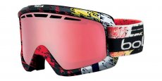 21386 NOVA II MATTE  BLACK & RED ZENITH POLARIZED VERMILLON cat.2