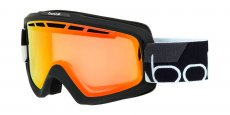 21846 NOVA II MATTE BLACK GRADIENT PHOTOCHROMIC FIRE RED