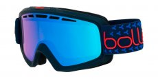 21847 NOVA II MATTE NAVY & RED PHOTOCHROMIC VERMILLON BLUE