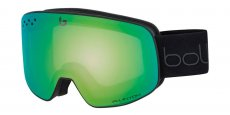 21833 NEVADA MATTE BLACK & GREEN DIAGONAL PHANTOM GREEN EMERALD