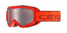 CBG169 Mat Red Orange Orange Flash Mirror Cat 3