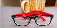 SelectSpecs - P2383 - Black and Red