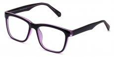 Savannah - 2444 - Black and Purple