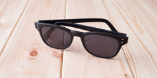 Indium - 2249 - Matte Black (Sunglasses)