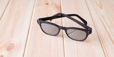 Savannah - 2249 - Matte Black (Mirrored Polarized)