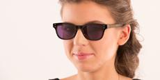 Indium - P2249 Shiny Black (Sunglasses)