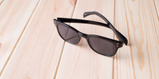 Indium - P2249 Shiny Black (Sunglasses)
