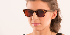 Indium - P2249 Havana (Sunglasses)