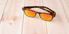 Neon - P2249 Havana (Mirrored Polarized)