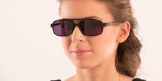 Savannah - P2395 - Black (Sunglasses)