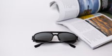 Savannah - P2395 - Black (Polarized)