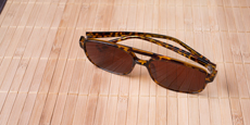 Savannah - P2395 - Demi Havana (Sunglasses)