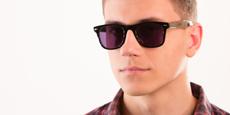 Indium - P2429 - Black (Sunglasses)