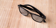 Savannah - P2429 - Black (Mirrored Polarized)