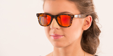 Neon - P2429 - Havana (Mirrored Polarized)