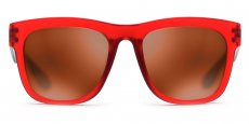 C157 Red and Black / Mirror Lenses