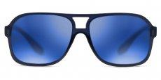 C4 Blue / Blue Mirror Lenses (TR90 Plastic)