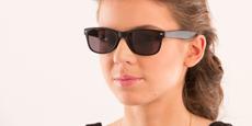 Savannah - S8122 - Black (Sunglasses)