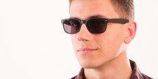 Helium - S8122 - Black (Sunglasses)