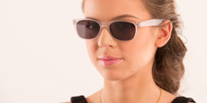 Savannah - S8122 - Clear (Sunglasses)