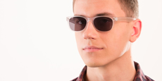 Helium - S8122 - Clear (Sunglasses)