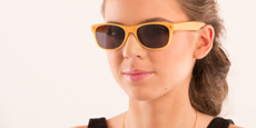 Helium - S8122 - Yellow (Sunglasses)