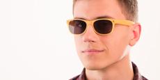 Helium - S8122 - Yellow (Sunglasses)