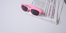 Savannah - S8122 - Pink (Sunglasses)