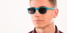 Helium - S8122 - Green (Sunglasses)