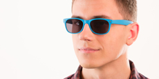 Helium - S8122 - Light Blue (Sunglasses)