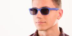 Helium - S8122 - Dark Blue (Sunglasses)