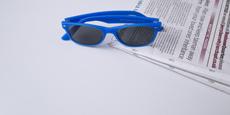 Savannah - S8122 - Dark Blue (Sunglasses)