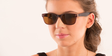 Savannah - S8122 - Brown (Sunglasses)