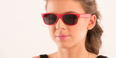 Savannah - S8122 - Red (Sunglasses)