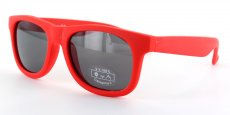 C02 Bright Red with Rubberised Feel