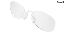 a708 (Small) Flexible Rimless RX Insert - Small