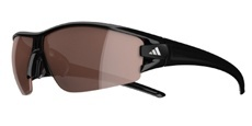 a403 00 6060 shiny black LST Polarized silver