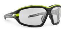 a194 00 6058 BLACK MATT/GLOW VARiO (ANTIFOG) CLEAR – GREY / LENS C.: 0-3
