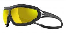a196 00 6057 black matt grey/yellow mirror (antifog)