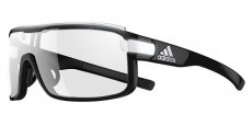 ad02 00 6056 Shiny Black Reflective (Vario Photochromic Lens)