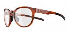 ad35 75 6100 BROWN HAVANNA VARIO (ANTIFOG) CLEAR - GREY / LENS CATEGORY: 0 - 3