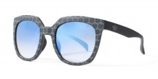 DSY.070 GREY - GRADIENT MIRRORED/BLUE/SILVER