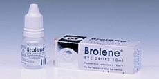 Sanofi - 10ml Brolene Eye Drops